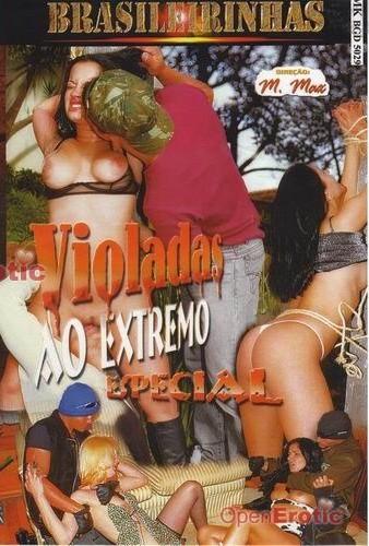 Violadas ao extremo brasileirinhas