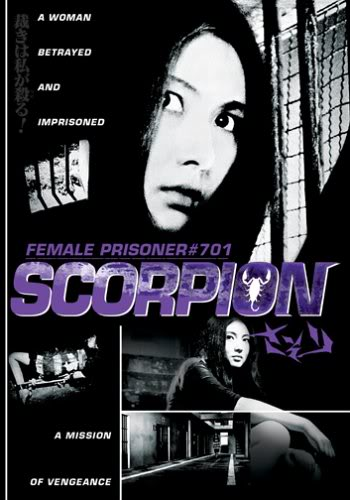 Female Prisoner 701 Scorpion