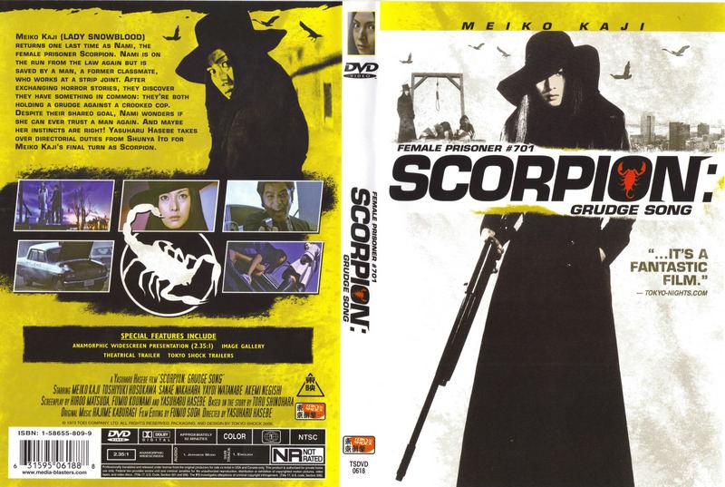 Female Prisoner Scorpion Grudge Song