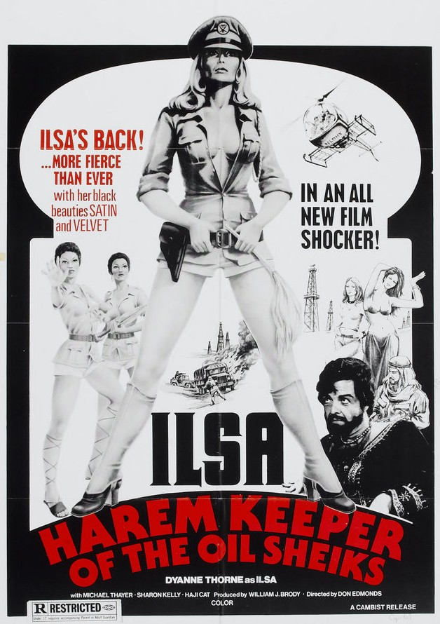 Ilsa Harem Keeper of the Oil Sheiks