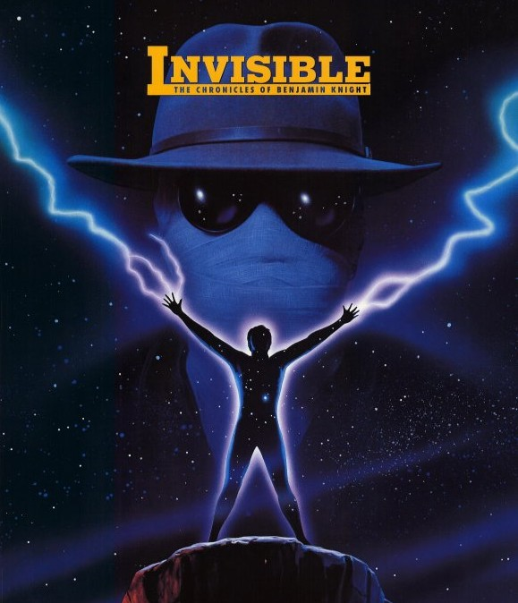Invisible The Chronicles of Benjamin Knight
