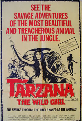 Tarzana the Wild Girl